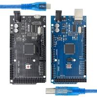 MEGA2560 MEGA 2560 R3 (ATmega2560-16AU CH340G) AVR USB Board Entwicklung Bord MEGA2560 PRO Für Arduino Expansion Board DIY Kit
