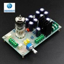 цена на PCB Board / DIY KITS / Finished Board for 6N3 Tube Buffer Preamplifier Pre AC12V Amplifier Board