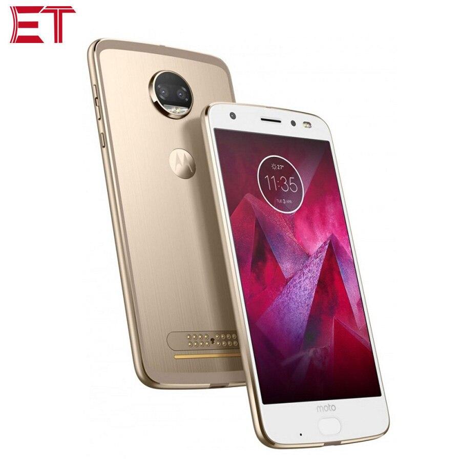 Brand New Motorola Moto Z2 Force XT1789 Mobile Phone 4GB RAM 64GB ROM Snapdragon835 Octa Core 5.5