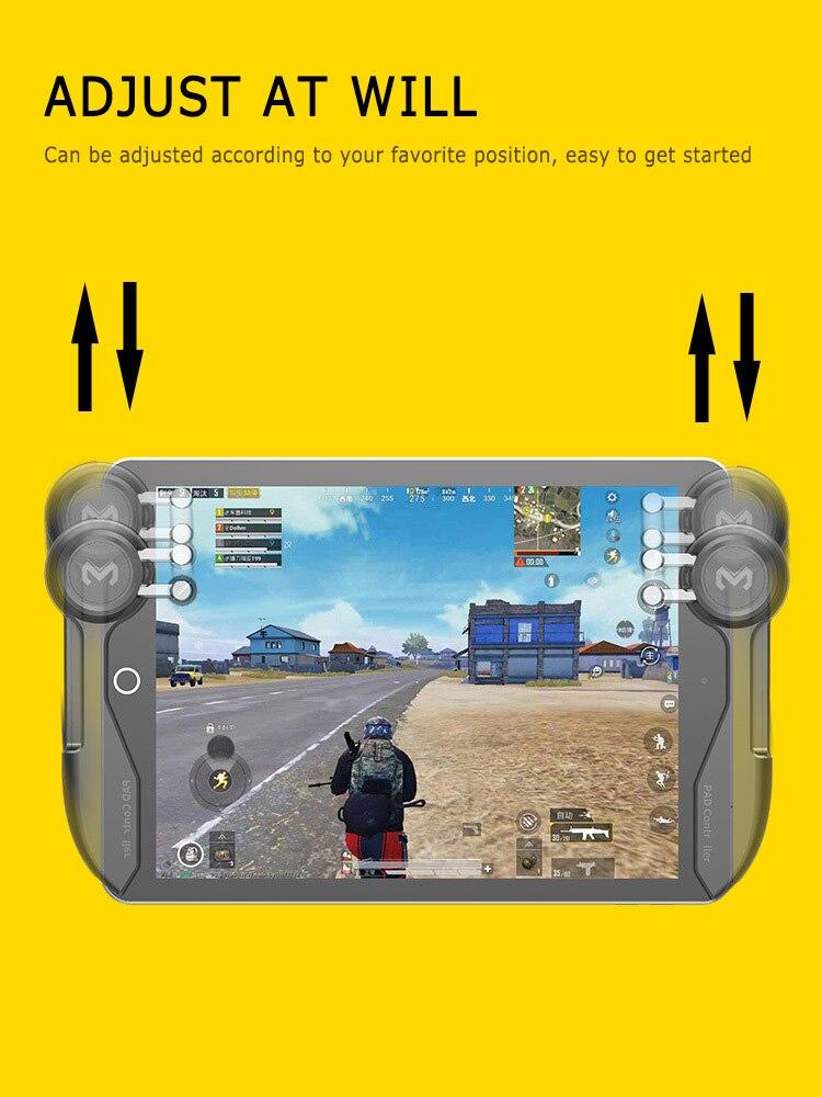 Six doigts jeu Joystick poignée bouton cible L1R1 tireur nZui Repair