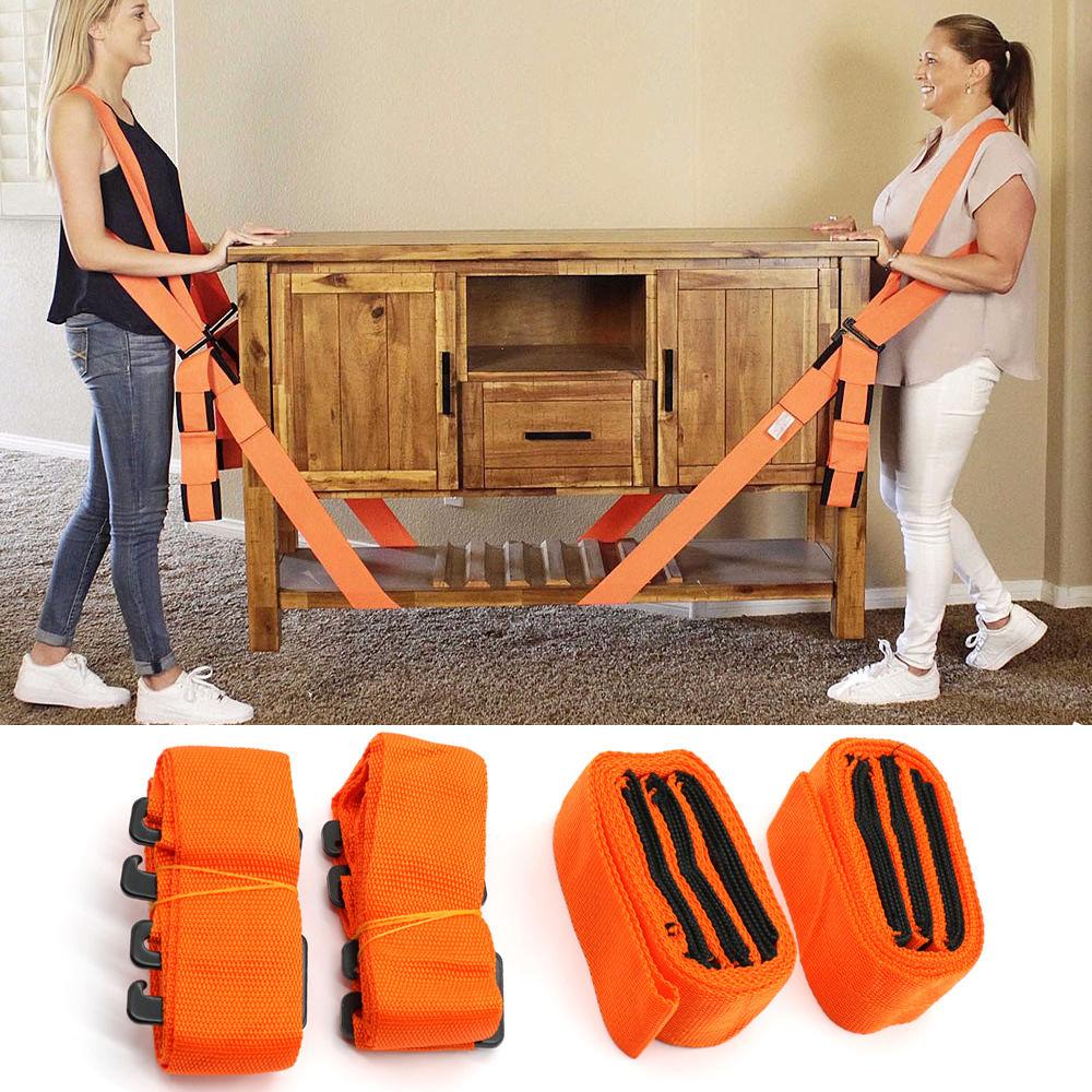 Big Furniture Lifting Moving Strap Transport Belt Wrist Strap Furniture Mover Carry Rope