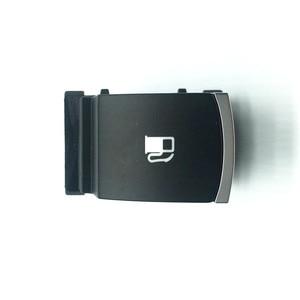 car accessories fuel tank cap cover Door open Release switch button For VW Jetta Golf 5 MK5 Rabbit Touran 1KD959833 1KD 959 833