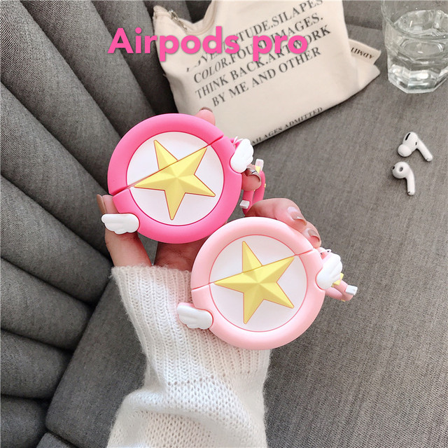 3D Star Case for Airpods Pro 5