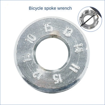 Bicycle 8 Way Spoke Nipple Key Bike Cycling Wheel Rim Repair Spanner Wrench Tool For Bicycle Motorcycle Car Tool Dropshipping 9 image