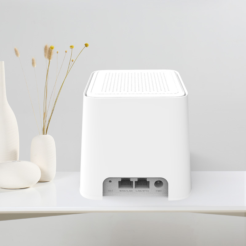 Wireless-Wifi-System Mesh Router Repeater ZBT Whole Home 2 with 11AC And APP Remote-Manage