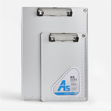 Clip File-Folder Drawing-Board Aluminum-Alloy Office Filing A4/A5 Student