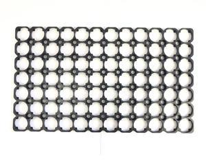 MasterFire 10 шт./лот 7*12 32650 держатель батареи кронштейн для сотового безопасности анти вибрации черные пластиковые кронштейны для батарей 32650