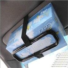 Clip-Bracket Paper-Towel-Holder Back-Accessories Car-Sun-Visor New 1pcs Car-Seat Auto-Parts