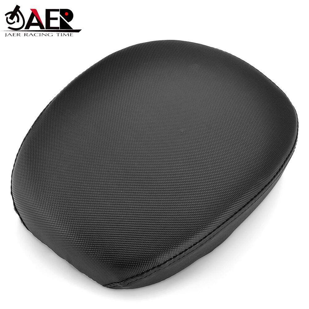 JAER Rear Passenger Pillion Pad Seat Cushion For Harley Sportster 883 1200 XR1200 1200X 2010-2015 FortyEight XL1200X Iron883