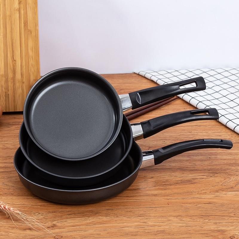 מיני מחבת, לטיגון ביצים, סטייק, חטיף מחבת ציפוי מחבת טפלון, עבור אינדוקציה כיריים גז תנור כלי מטבח