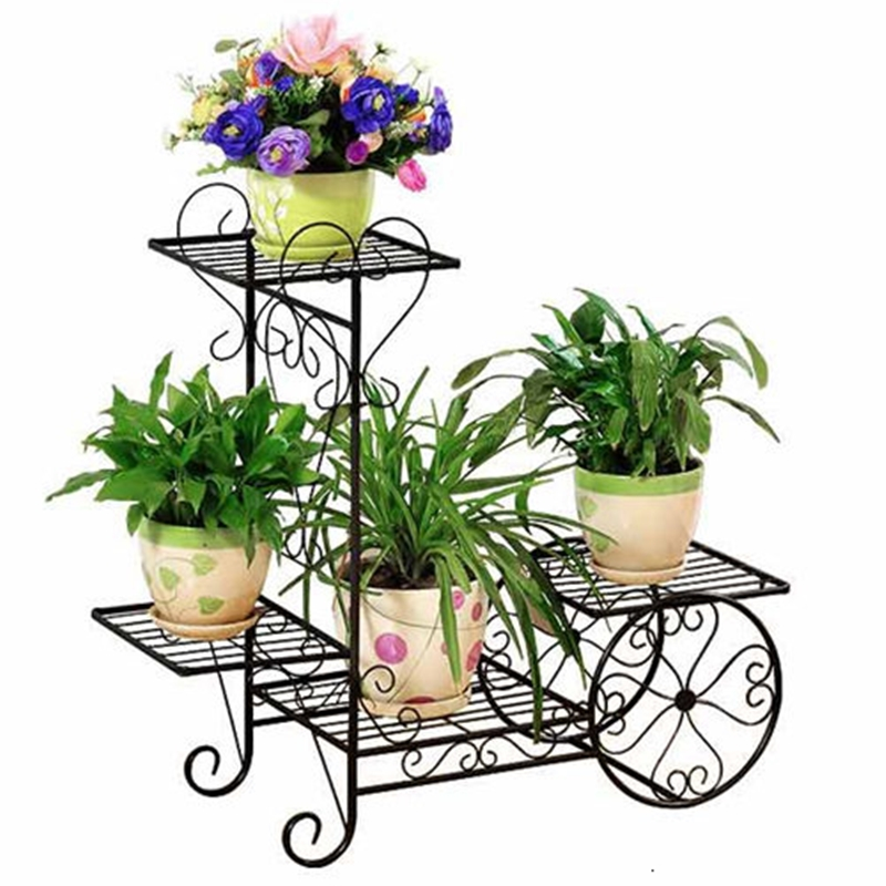 Vehicle Type Flower Airs Ground Multi-storey Indoor Outsiders Office Many Function TFlowerpot Frame