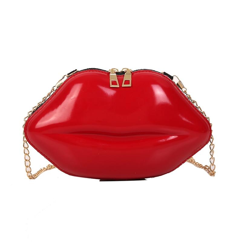 Cute Handbag 3cm Dollhouse Miniature Mickey Mouse Red Tote Bag