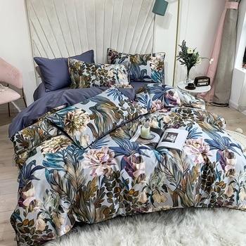 Egyptian Cotton Soft Bedding Set 5 Pcs 2