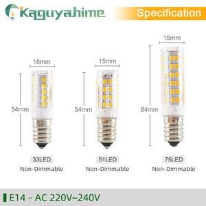 Image 4 - Kaguyahime 5PCS/LOT LED G9 G4 E14 Lamp bulb Dimmable bulb 3w 5w 9w AC 220V DC 12V SMD2835 COB G4 LED G9 Lamp Replace Halogen