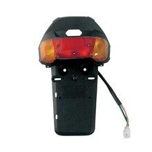 Для Yamaha JOG ZR JOG50 3KJ мотоцикл тормозной задний фонарь задний щиток номерной знак