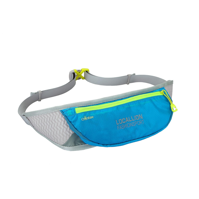 Local Lion Sports Waist Pack Multi-functional Outdoor Running Belt Men's Women's Fitness Equipment Hidden Small Mobile Phone Bag