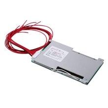 7S 24V 100A литий ионная Защитная плата для литиевых аккумуляторов UPS инвертор энергии BMS PCB плата с балансом для электрического скутера EBike