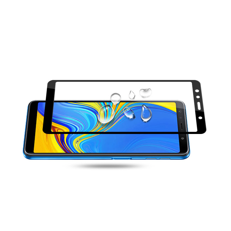 For-Samsung-Galaxy-A7-2018-Glass-Screen-Protector-Full-Cover-Armor-Tempered-Glass-For-Samsung-A7 (2)