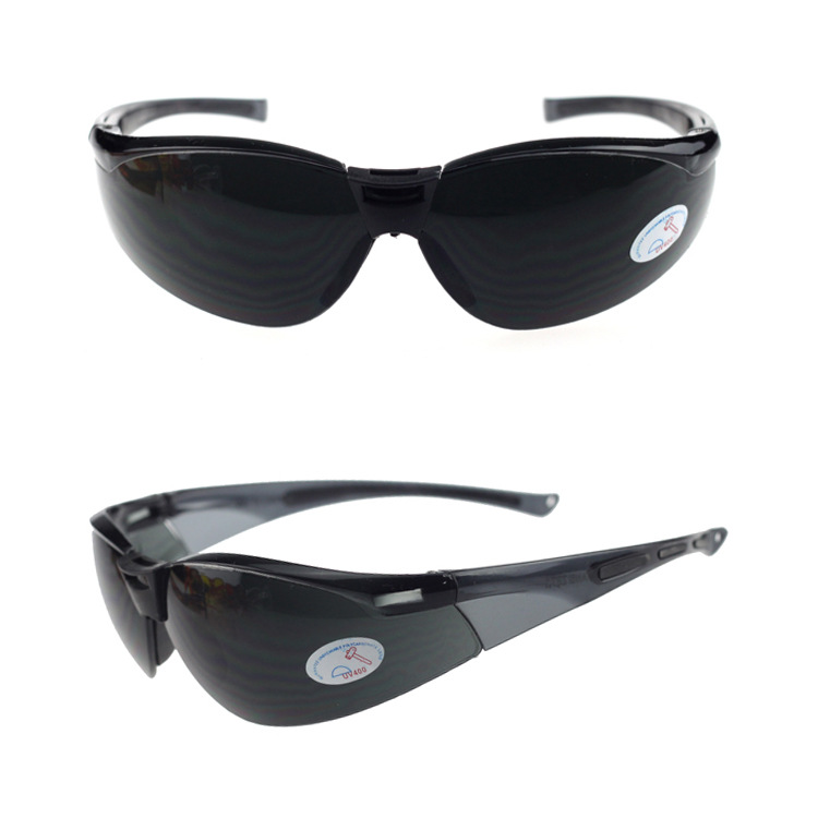 001-Silica Gel Goggles Impact Resistance Difficult To Wear Protective Goggles Labor Glasses For Riding