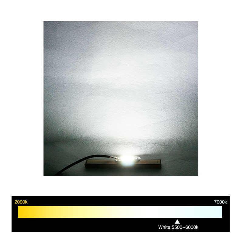 COB LED Licht Perlen 12V 30V 10W 20W 30W 50W 100W High Power integrierte LED-Chip Lampe Diode Matrix Strahler Quadrat Flutlicht