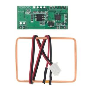 Image 3 - 10pcs/lot 125Khz RFID Reader Module RDM6300 UART Output Access Control System Best prices&