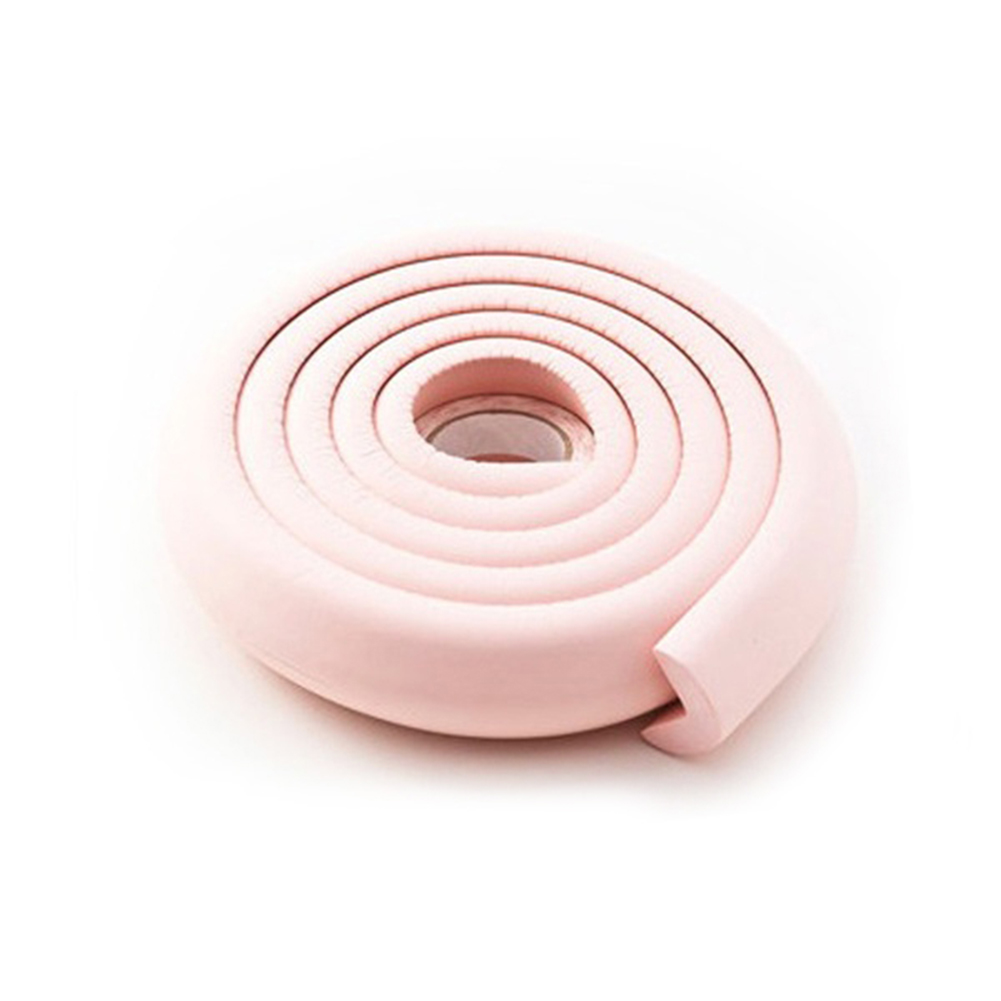 Baby Safety 2M Kids Softy Safety Table Corner Softener Edge Cushion Strip Guard Protector Form