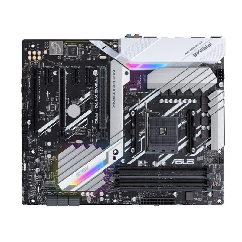 ORIGINAL ONE USED ASUS IO SHIELD FOR ASUS PRIME X470 PRO