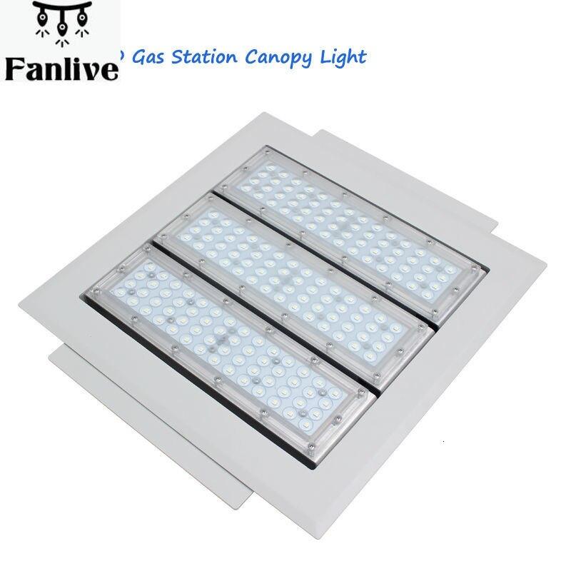 5 шт. UL 150 Вт лампа для АЗС светодиодная подсветка канапе промышленная Фабрика High Bay Driver 90 277 В 120лм Вт коммерческий потолочный светильник