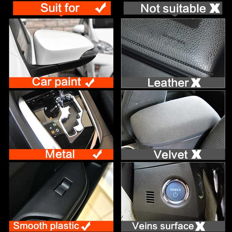 5D En Fiber De Carbone Autocollants De Voiture Pour BMW G30 E39 E90 E60 E36 F30