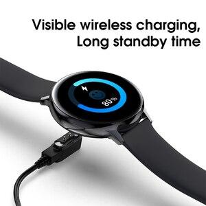 Image 5 - KIWITIME 2020 S20 Điện Tâm Đồ Đồng Hồ Thông Minh Nam Nữ Full Màn Hình Cảm Ứng IP68 Chống Nước Nhịp Tim Theo Dõi Huyết Áp Đồng Hồ Thông Minh Smartwatch