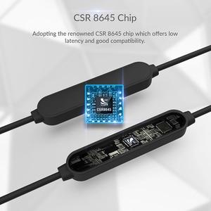 Image 3 - Hidizs BT01 APT Xハイファイオーディオ4.1 bluetoothレシーバーポータブルプレミアムサウンドワイヤレスbluetoothケーブル2/0.78ミリメートルのためのMS4 MS1