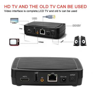 Image 1 - Intelligent M258 H.265 Digital TV Box IPTV Smart Set top Box Built in MPEG Decoder New