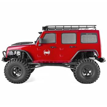 RGT RC Crawler 1:10 4wd RC Car Metal Gear Off Road Truck RC Rock Crawler Cruiser EX86100 Hobby Crawler RTR 4x4 Waterproof RC Toy 2