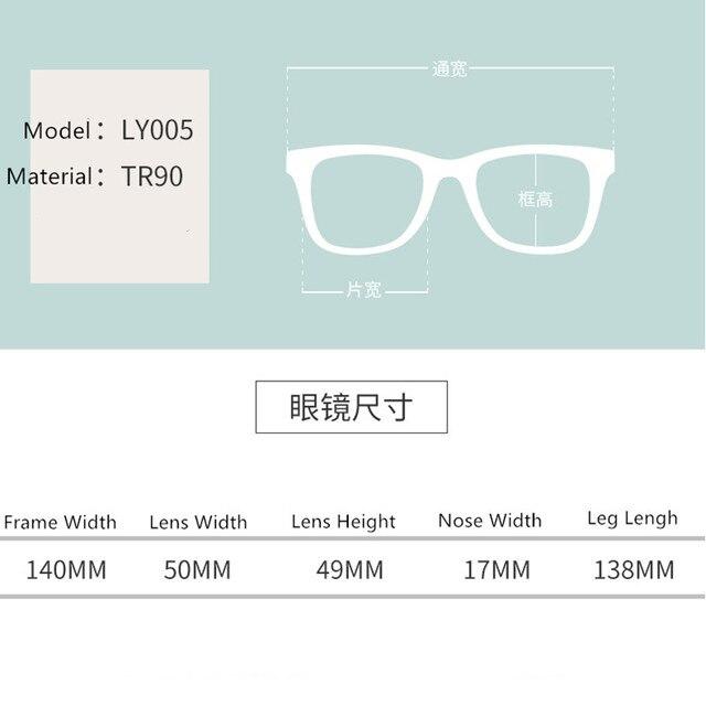 Купить oeyeyeo новые прозрачные tr90 оптические оправы для мужчин гибкие картинки цена