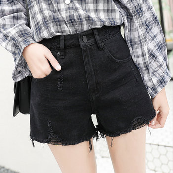 2020 New Winter Autumn Women High Quality shorts Fashion Ladies shorts #749 5