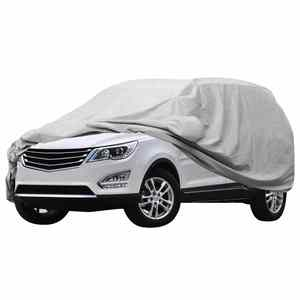 Image 2 - Car Cover L/XL Size SUV Full Car Covers Snow Ice Sun Rain Resistant Protection Waterproof Dustproof Outdoor Indoor