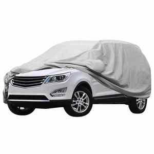 Image 2 - רכב כיסוי L/XL גודל SUV מלא רכב מכסה שלג קרח שמש גשם עמיד הגנה עמיד למים Dustproof חיצוני מקורה