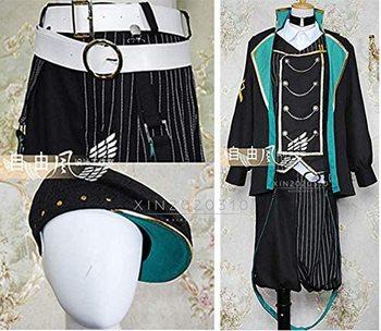 YouTuber VTuber Nijisanji Gamers Kanae cosplay costume  Halloween cosplay costume 1