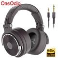 Oneodio Pro-50 Wired Studio Kopfhörer Stereo Professionelle DJ Kopfhörer mit Mikrofon Über Ohr Monitor Kopfhörer Bass Headsets