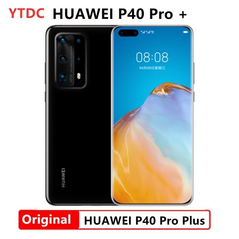 Original HUAWEI P40 Pro plus 8GB 256GB Kirin 990 5G SoC chip phone 4200mAn 5000MP 50 quad 50x digital zoo|Cellphones| - AliExpress