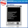 100% Оригинальный 1500 мА/ч, EB-L1M7FLU EB-F1M7FLU для Samsung Galaxy S3 мини S3Mini I8190N I8190 GT-I8190 GT-i8200 с кодом отслеживания