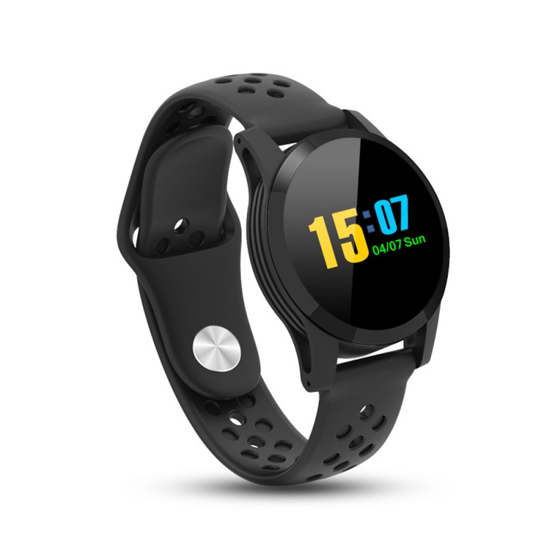Q9 smart watch men android blood pressure heart rate smartwatch clock fitness activity intelligent sports smart band