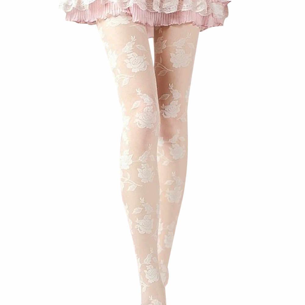 Donne Calze di Nylon Della Signora Sexy Stretto Rosa Modello Stretto Collant Sexy Collant See-Through Calze E Autoreggenti Media Irrompibles Commercio All'ingrosso