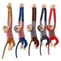 В виде симпатичной обезьянки нижнее белье плюшевые игрушки детские мягкие игрушки Животные творческий автомобиль украшение дома подарки н...