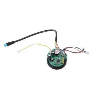 Image 4 - Painel para ninebot es1 es2 es3 es4 kickscooter elétrico placa de circuito peças painel display kit placa traço acessórios