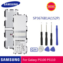 Оригинальная батарея samsung SP3676B1A 7000 мА-ч для samsung Galaxy Tab 10,1 N8020 GTN8013 P7510 P7500 P5110 P5100 N8000 N8010 P5113