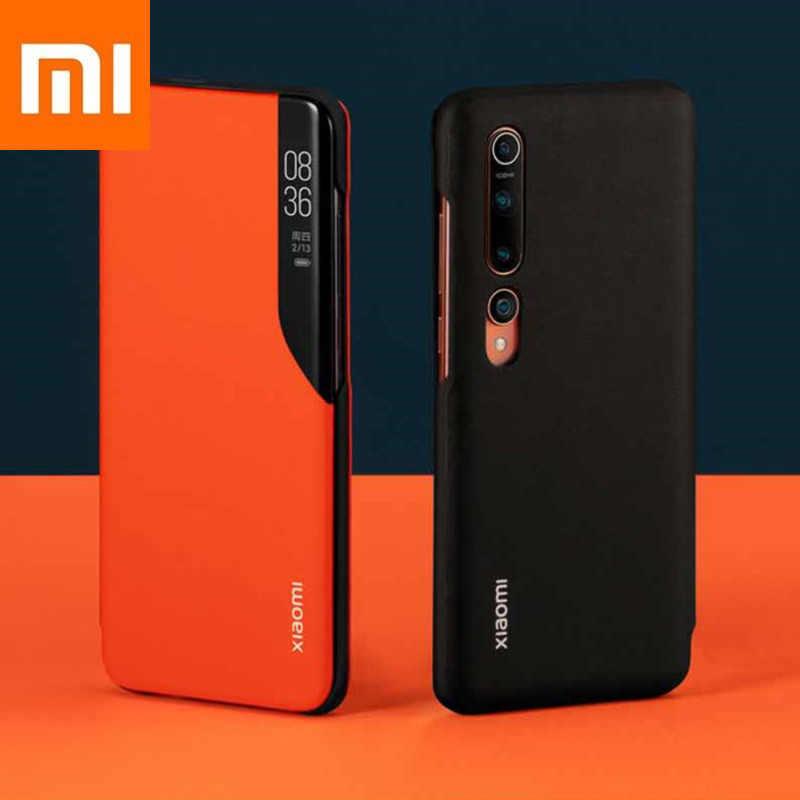 غلاف الهاتف الذكي الأصلي شياو mi 10 Pro ، mi 10 غلاف هاتف ذكي Xio mi 360 ° غلاف 20 mi llion غطاء الكاميرا الأمامية 256GB6.67''