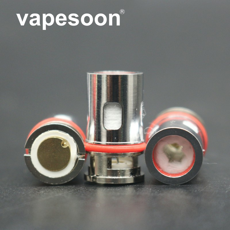 ¡En stock! 5-50 Uds.! PnP de Vape bobina cabeza PnP-TM1 PnP-VM5 PnP-R1 para Voopoo ARGUS aire Vape/arrastre S arrastrar X Kit