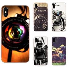 Retro L Camera On Sale Luxury Mobile Phone Shell For Huawei P7 P8 P9 P10 P20 P30 Lite Mini Plus Pro Y9 Prime P Smart Z 2018 2019(China)