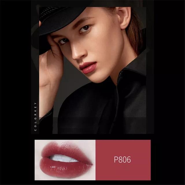 COLORKEY 16 Colors Shimmer Liquid Lipstick High Shine Nourish Lipgloss Waterproof Long Lasting Makeup Moisturizing Lip Gloss 4